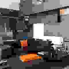 House in Kloof Road Modern living room by Nico Van Der Meulen Architects Modern