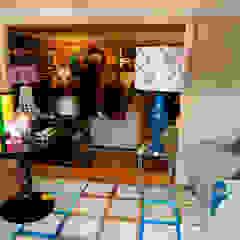 Luisa Pinho Arte e Decoração Living room