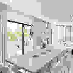 Modern Dining Room by ARTDESIGN architektura wnętrz Modern