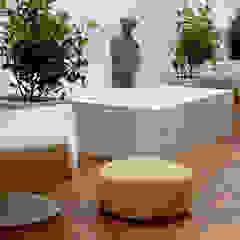 Jardins de inverno minimalistas por homify Minimalista Mármore