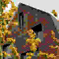 Raymond Horstman Architecten BNA Dormitorios de estilo moderno Madera Acabado en madera