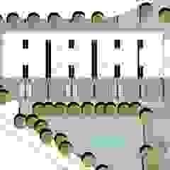 ZP Villas por Arqnow, Unipessoal, Lda Moderno