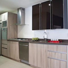 by Avianda Kitchen Design Minimalist Engineered Wood Transparent