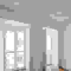 Minimalist bedroom by Vanessa Santos Silva | Arquiteta Minimalist