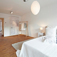 Home Staging Bavaria BedroomAccessories & decoration Wood