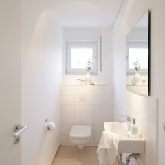 Home Staging Bavaria BathroomDecoration White