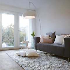 Home Staging Bavaria Living roomAccessories & decoration