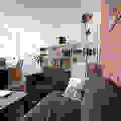 Kathameno Interior Design e.U. Rustic style offices & stores