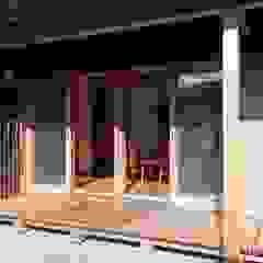 shu建築設計事務所 Balcones y terrazas clásicos