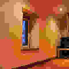 JOÃO SANTIAGO - SERVIÇOS DE ARQUITECTURA Rustic style living room