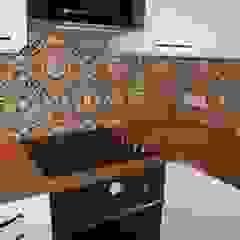 Marokkaanse cementtegels van Articima Mediterrane keukens van Articima Mediterraan