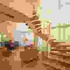 Moderne Wohnzimmer von CLM Arquitetos Associados LTDA Modern