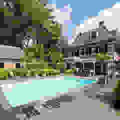 Villa te Zeist Eclectische zwembaden van Friso Woudstra Architecten BNA B.V. Eclectisch