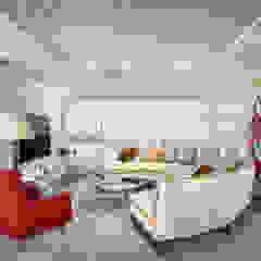 City Exquisite Salas multimédia ecléticas por Viterbo Interior design Eclético