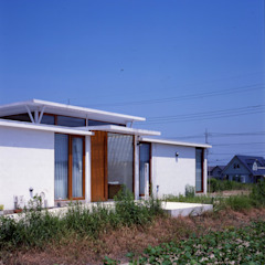 Modern Houses by AIRアーキテクツ建築設計事務所 Modern