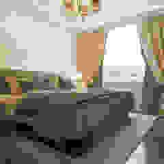 Частный проект Спальня в стиле модерн от Катков Сергей Модерн