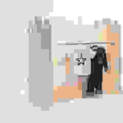 Kamer13a Stanza dei bambiniContenitori Legno Effetto legno