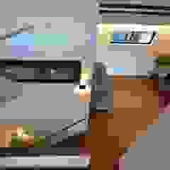 Murs & Sols modernes par 株式会社スタジオ・チッタ Studio Citta Moderne