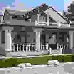 根據 Way-Project Architecture & Design 古典風 木頭 Wood effect