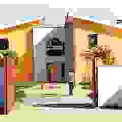 Landgoed Kuinderbos Mediterrane huizen van K4 architecten bna Mediterraan
