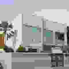 Casas modernas por Murat Aksel Architecture Moderno Cerâmica