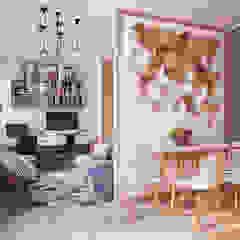 Apartament Verbi Гостиная в стиле минимализм от Polygon arch&des Минимализм