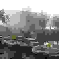 Jardins campestres por groenpartners Campestre