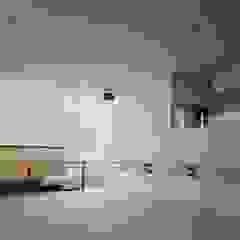 バレエアカデミー モダンデザインの ホームジム の 有限会社加々美明建築設計室 モダン
