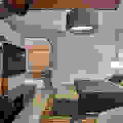 Residência AM Quartos modernos por Isabela Canaan Arquitetos e Associados Moderno