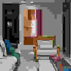 Modern living room by Isabela Canaan Arquitetos e Associados Modern