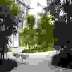 Modern office buildings by MK2 international landscape architects Modern