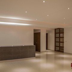 Modern Living Room by RTZ-Arquitectos Modern