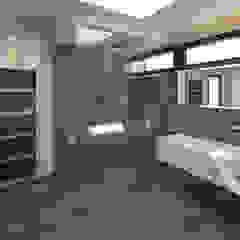 VILLA BELICE Moderne Badezimmer von LEE+MIR Modern