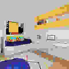 Quarto Ikea Quartos minimalistas por José Tiago Rosa Minimalista