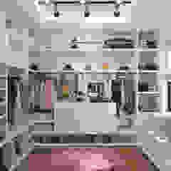 Ruang Ganti Minimalis Oleh Giovani Design Studio Minimalis