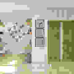 """Офис """"Декодар"""" Рабочий кабинет в стиле лофт от Giovani Design Studio Лофт"""