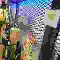 理髪店 La Fonte (ラフォンテ) オリジナルな商業空間 の design work 五感+ オリジナル
