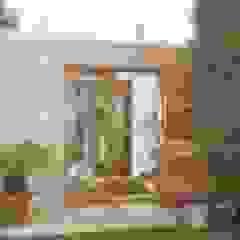Orchard House Ivon Blumer Architects Balcone, Veranda & Terrazza in stile moderno
