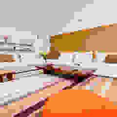 Gwel an Treth, Sennen Cove   Cornwall Modern living room by Perfect Stays Modern