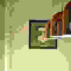 Paredes y pisos minimalistas de BORA Arquitetos Associados Minimalista
