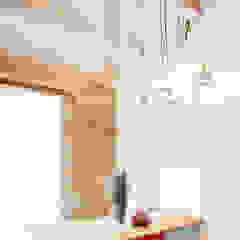 Ruang Makan Gaya Mediteran Oleh Ossigeno Architettura Mediteran