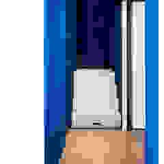 Koridor & Tangga Gaya Mediteran Oleh Ossigeno Architettura Mediteran