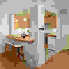Eden Court Project Modern kitchen by Katie Malik Interiors Modern