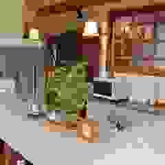 大出設計工房 OHDE ARCHITECT STUDIO Rustic style kitchen