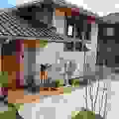 大出設計工房 OHDE ARCHITECT STUDIO Rustic style houses