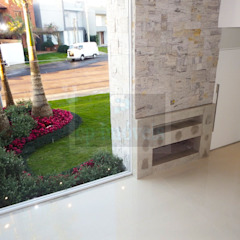 Casa J1 Jardins minimalistas por Cipriani Arquitetura e Construção Minimalista