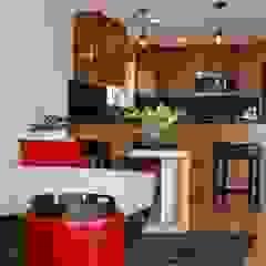 DemianStagingDesign Modern style kitchen