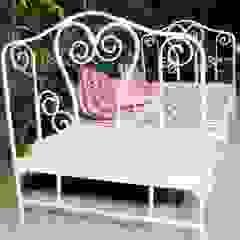 Hierros del dorado Balconies, verandas & terraces Furniture