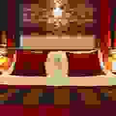 Boutique Hotel Villa Andrea Hôtels méditerranéens par Sanabel Decor Méditerranéen Textile Ambre/Or