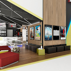 ONE STUDIO Commercial Spaces